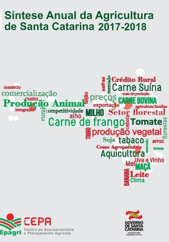 Visualizar Síntese Anual da Agricultura de Santa Catarina 2017-2018